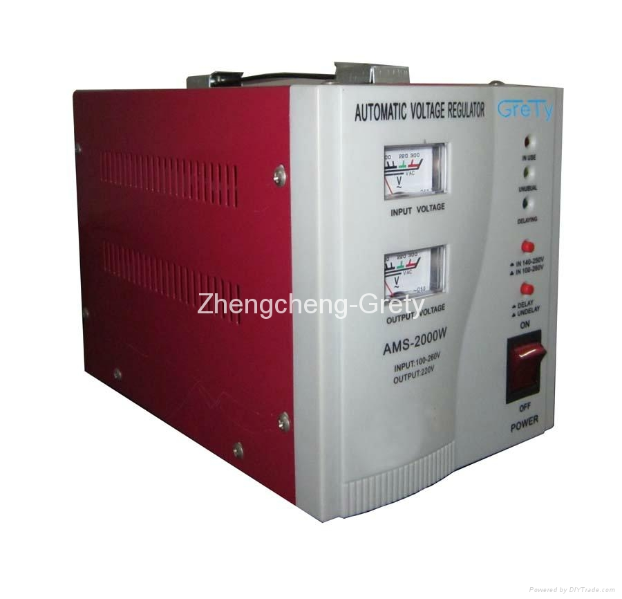 Voltage Stabilizer 1