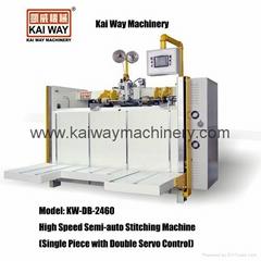 Semi-auto Stitching Machine (Single