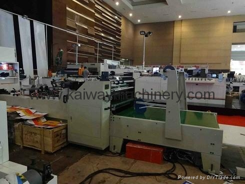 Auto Window Patching Machine (Single Line/Double Line) 4