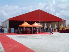 transparent aluminum party event tent for sale