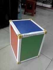 六面體音樂凳