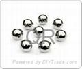 精密440C不锈钢球1.2mm