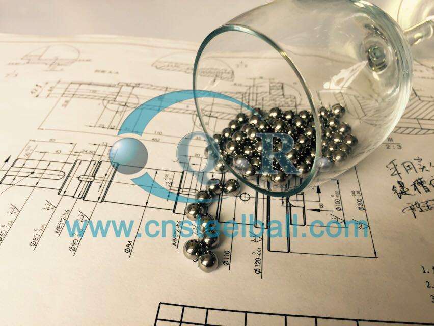 精密440C不鏽鋼球1.2mm/1.588mm/2.0mm中山乾潤 3