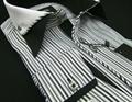 Model Hilbert men's slimfit shirts