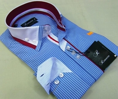 Model Peti slimfit men's shirts (production & wholesale)