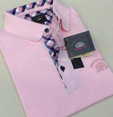 Cotton polo tshirts (production & wholesale)