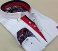 Lycra/cotton shirts for men (production