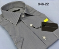 Model R short sleeved men dress shirts