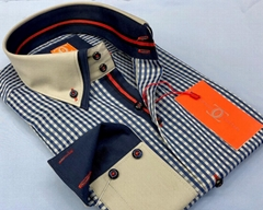 Model CCC slimfit mens shirts (production & wholesale)
