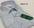Regular fit men's shirts (production &