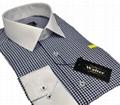 white collar slimfit men dress shirts 3