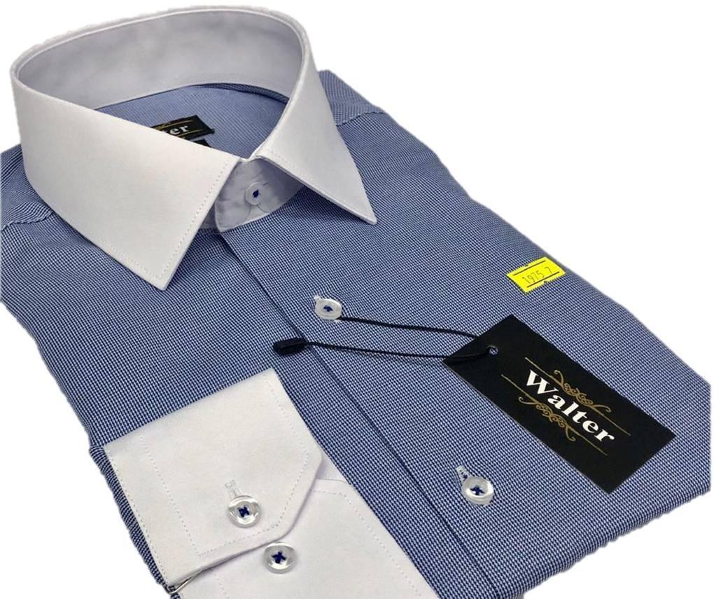 white collar slimfit men dress shirts 4