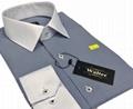 white collar slimfit men dress shirts 5
