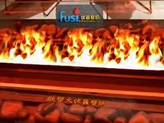 火炬、火把、長明火、火盆、火焰燈、特種仿真壁爐假篝火道具火芯