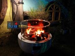 彩色火焰加湿水雾化电壁炉3d火焰