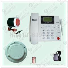 宾馆专用独立式无线火灾自动报警器 1