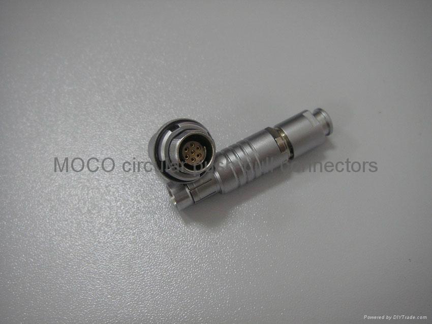 push-pull circualr connectors