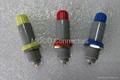Circular Push Pull Connectors Plastic Shell 2 to14 Way