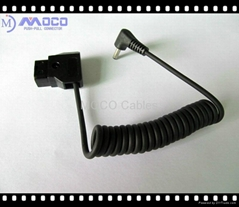 Dtap to DC Power Cable