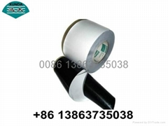 Pipeline outer layer tape wrapping