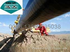 PE anticorrosion inner-layer tape for oil pipeline