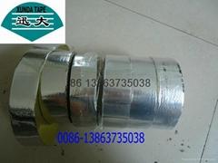 Aluminium foil self adhesive  bitumen tape