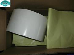Polyethylene protective tape