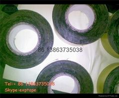 Black polyethylene bitumen tape