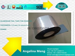 self-adhesive rubber bitumen sealing