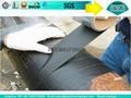gas pipe pe coated aluminum foil adhesive tape 1