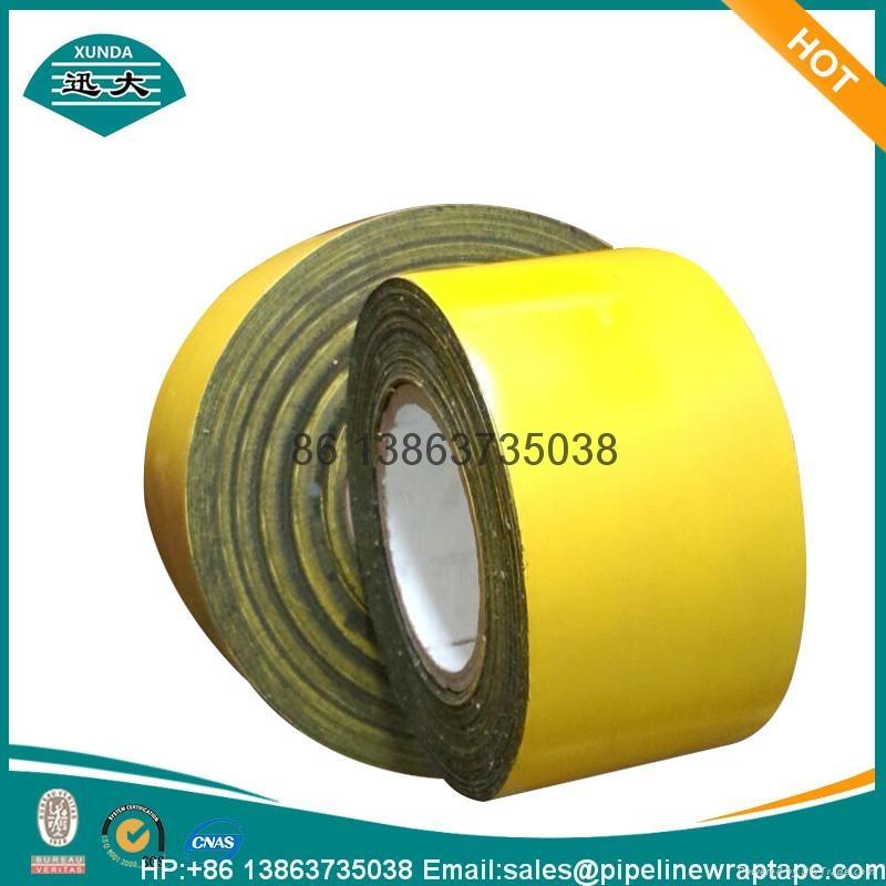 High tack pe repair tape for gas oil pipeline 2