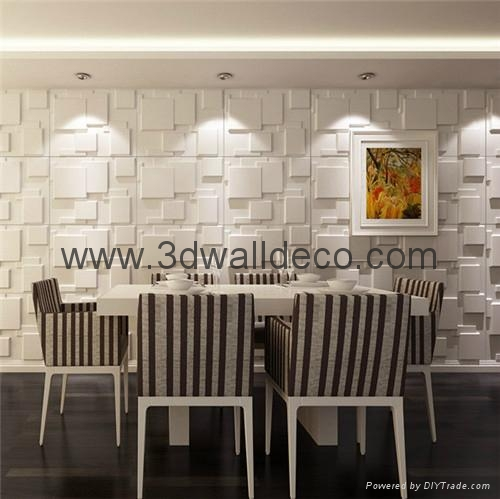 3d Board Wallpaper For Interior Wall Decoration 625800mm China
