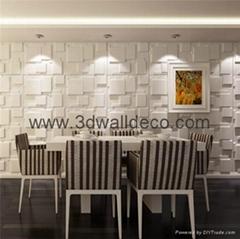 3d board wallpaper for interior wall decoration