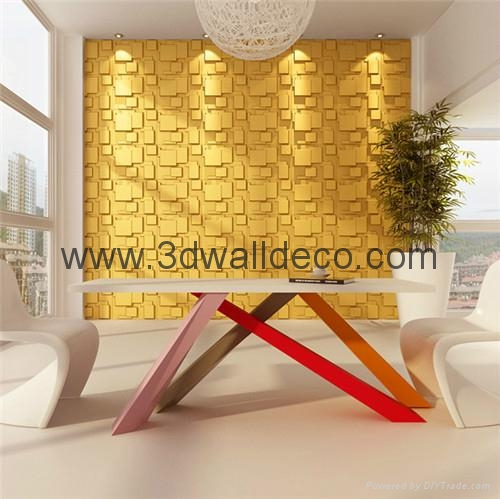 3d board wallpaper for interior wall decoration 2
