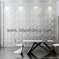 3d board wallpaper for interior wall decoration 3