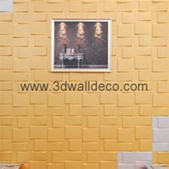 fashionable design 3d wall panels