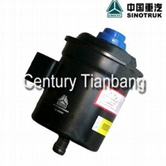 HOWO truck parts WG9719470033 OIL TANK
