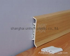 Decorative Foam Skirting Board Waterproof Baseboard