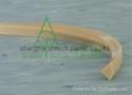 Triangular Welding Wire PVC Flooring