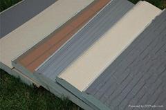 金屬外牆保溫裝飾板