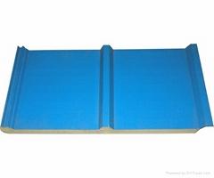 彩鋼EPS夾芯復合板