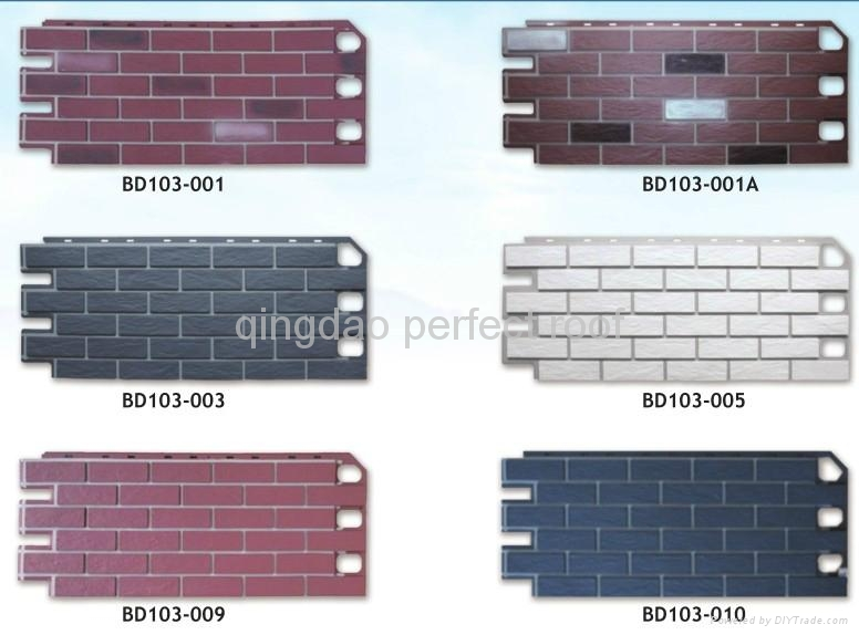 Exterior Decorative Siding Panel Decorative Wall Cladding Board 1