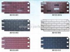 Exterior Decorative Siding Panel Decorative Wall Cladding Board