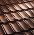 Stone Coated Metal Roof Tile steel