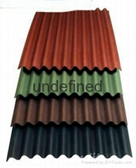 Bitumen Roof Sheet corrugated roofing