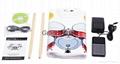 Learning&Educational Piano, USB Midi Roll up Drum Kits, USB Flexible Drum Kits