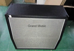 4*12 Guitar Amp Cabinet / Open or Close Cabinet with Kinds of Tolex, Cloths