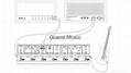 New Guitar Effect Pedal, Livemaster Mainframe