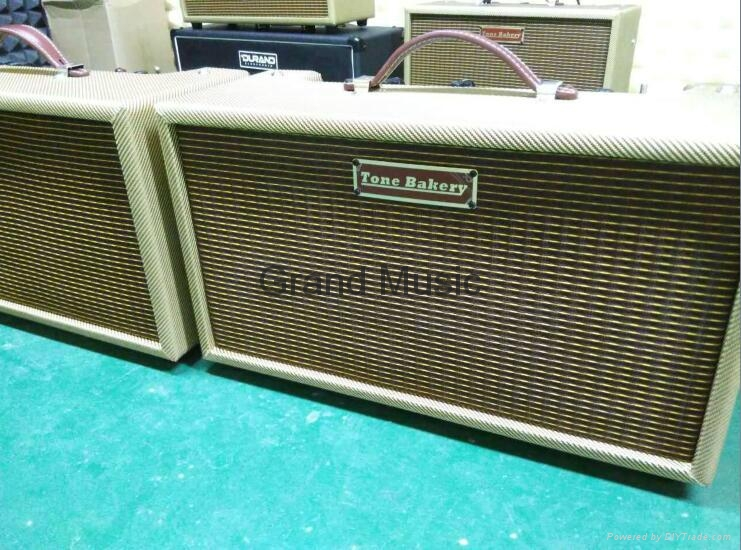 Customer's 40pcs order for this Reverb with logo plates on March, 2016.