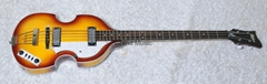 Hofner Bass Top Quality Custom Hofner Icon Series Vintage Violin Sunburst